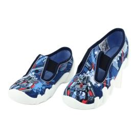 Befado children's shoes 290X204 navy blue multicolored 3