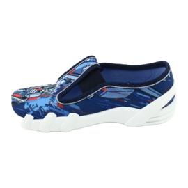 Befado children's shoes 290X204 navy blue multicolored 2