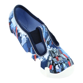 Befado children's shoes 290X204 navy blue multicolored 6