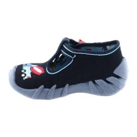 Befado children's shoes 110P385 navy blue 2