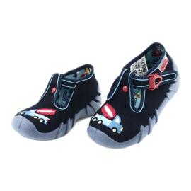 Befado children's shoes 110P385 navy blue 3