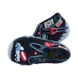 Befado children's shoes 110P385 navy blue 5