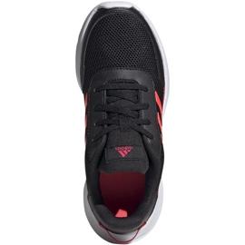 Adidas Tensaur Run Jr FV9445 shoes black 1