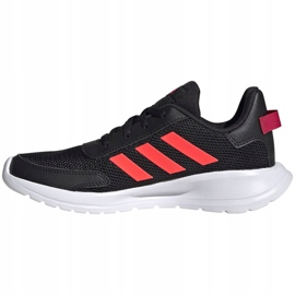 Adidas Tensaur Run Jr FV9445 shoes black 2