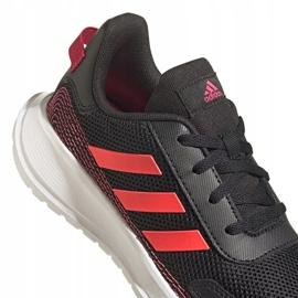 Adidas Tensaur Run Jr FV9445 shoes black 3