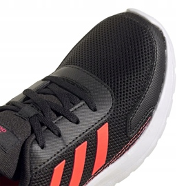 Adidas Tensaur Run Jr FV9445 shoes black 4