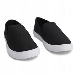 Slip On Sneakers Slip On TL202 Black 2