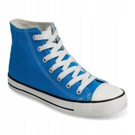 High Sneakers Konwers 8222 Sky Blue 1