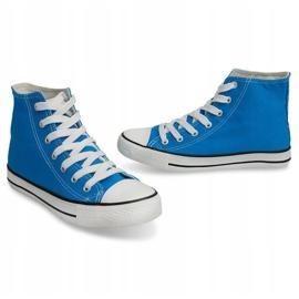 High Sneakers Konwers 8222 Sky Blue 2
