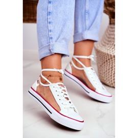 PS1 Women's Sneakers White Transparent Elements Grace 1