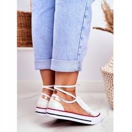 PS1 Women's Sneakers White Transparent Elements Grace 3