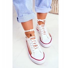 PS1 Women's Sneakers White Transparent Elements Grace 4