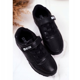 Sport Children's Shoes Big Star With Velcro Black GG374059 4
