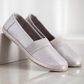 SHELOVET Stylish Slip-On Sneakers grey 3