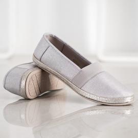 SHELOVET Stylish Slip-On Sneakers grey 4