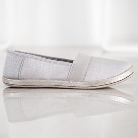 SHELOVET Stylish Slip-On Sneakers grey 5