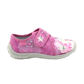 Befado children's shoes 560X118 pink 1