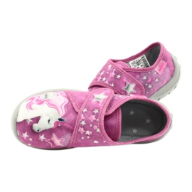 Befado children's shoes 560X118 pink 5