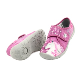 Befado children's shoes 560X118 pink 4