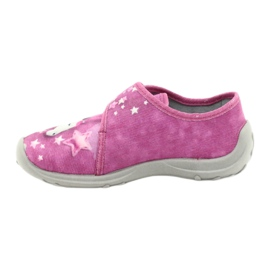 Befado children's shoes 560X118 pink 2