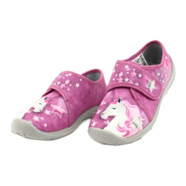 Befado children's shoes 560X118 pink 3