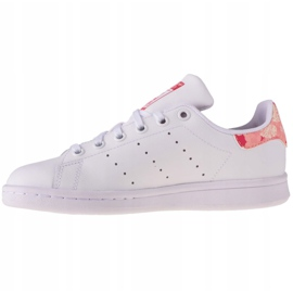 Adidas Stan Smith Jr FV7405 shoes white navy blue 1