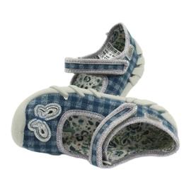 Befado children's shoes 109P188 blue grey 5