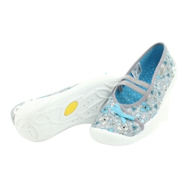 Befado children's shoes 116Y274 blue grey 4