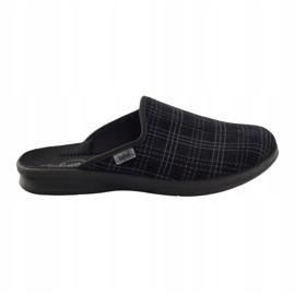 Befado men's shoes pu 548M003 black 6