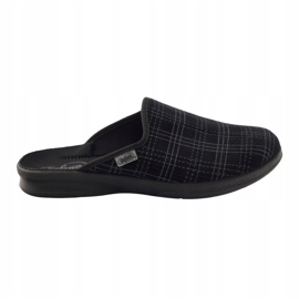 Befado men's shoes pu 548M003 black 7