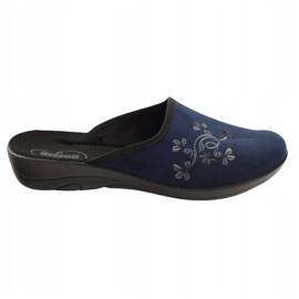 Befado women's shoes pu 552D005 navy blue 6