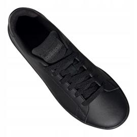 Adidas Advantage Jr EF0212 shoes black grey 3