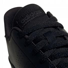 Adidas Advantage Jr EF0212 shoes black grey 5