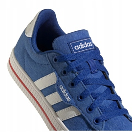 Adidas Daily 3.0 Jr FX7267 shoes blue grey 2