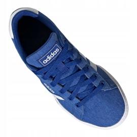 Adidas Daily 3.0 Jr FX7267 shoes blue grey 3