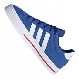 Adidas Daily 3.0 Jr FX7267 shoes blue grey 5