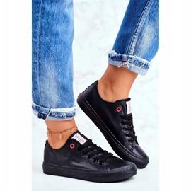 Women's Sneakers Cross Jeans Black DD2R4029 1