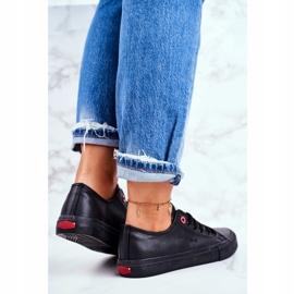 Women's Sneakers Cross Jeans Black DD2R4029 2