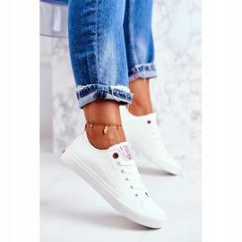 Women's Sneakers Cross Jeans White DD2R4030 1