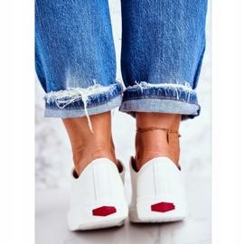 Women's Sneakers Cross Jeans White DD2R4030 4