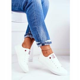 Women's Sneakers Cross Jeans White DD2R4030 2