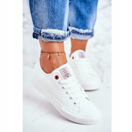 Women's Sneakers Cross Jeans White DD2R4030 5