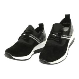 Filippo Slipony leather sports shoes DP1388 / 20 BK Nice 2
