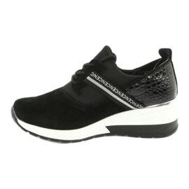 Filippo Slipony leather sports shoes DP1388 / 20 BK Nice 1