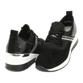 Filippo Slipony leather sports shoes DP1388 / 20 BK Nice 3