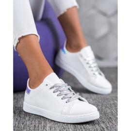 SHELOVET Fashionable Sports Shoes white 5