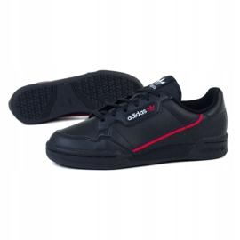 Adidas Continental Jr F99786 shoes black 1