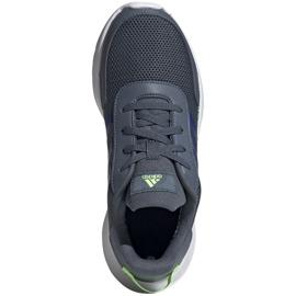 Adidas Tensaur Run Jr FV9444 shoes grey 1