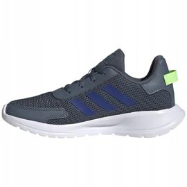 Adidas Tensaur Run Jr FV9444 shoes grey 2