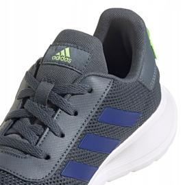 Adidas Tensaur Run Jr FV9444 shoes grey 3